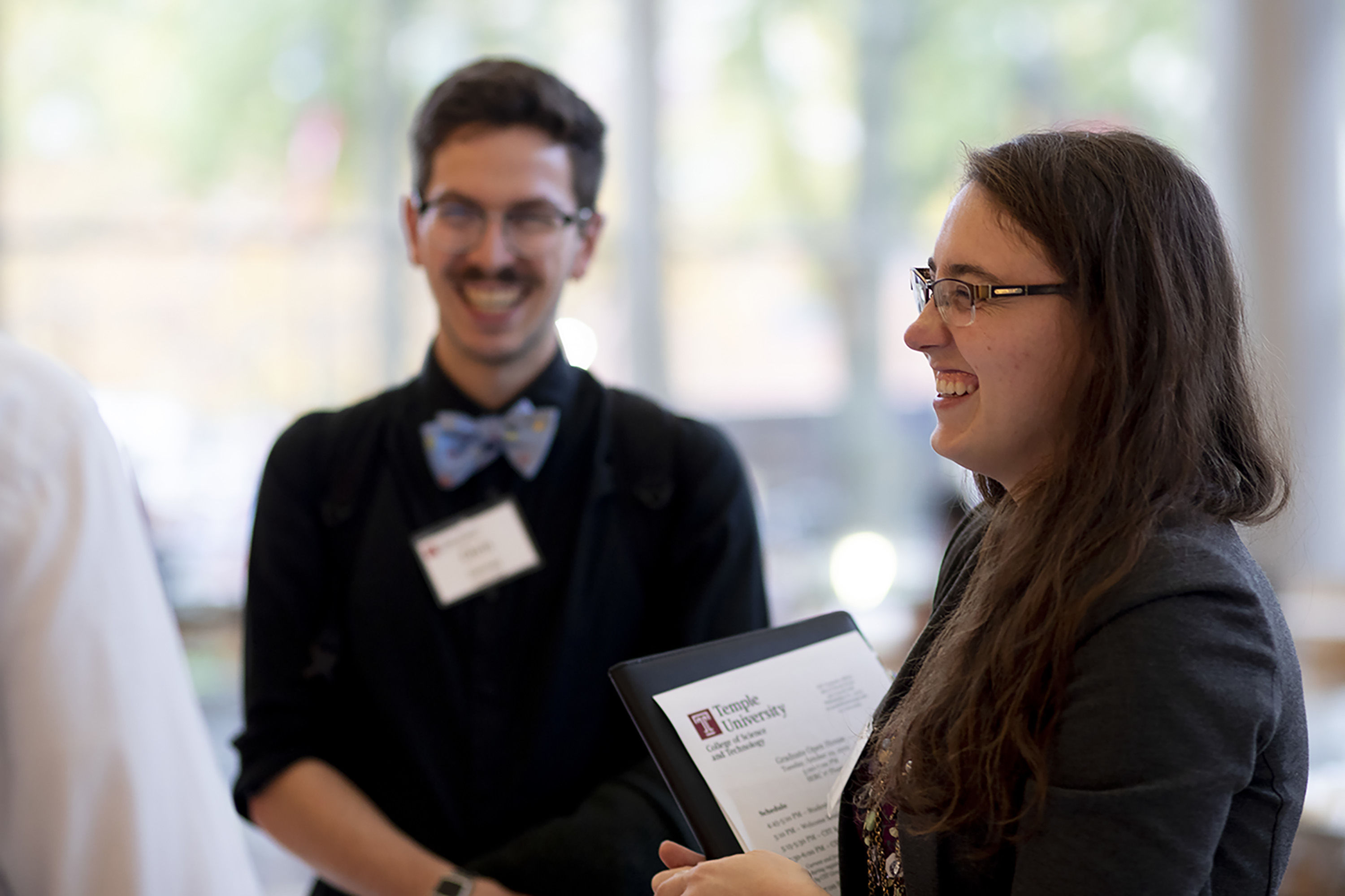 College of Science and Technology grad open house